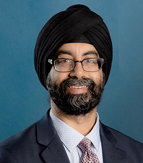 Photo of Dr. Birinder Singh