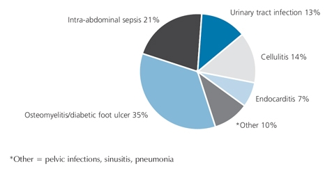 Figure 5: Clinical conditions being treated