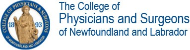 The College of Physicians and Surgeons of Newfoundland and Labrador